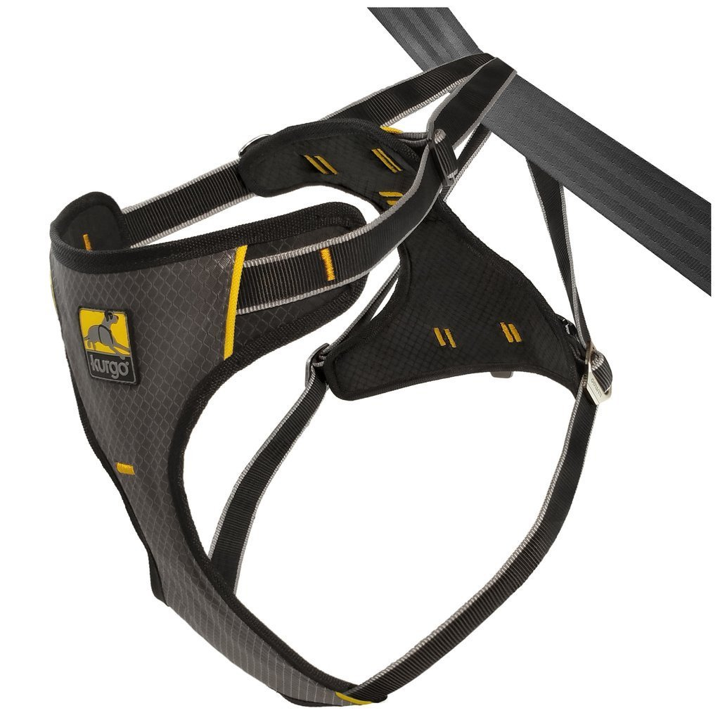 Kurgo Impact Seatbelt in Car Dog Harness