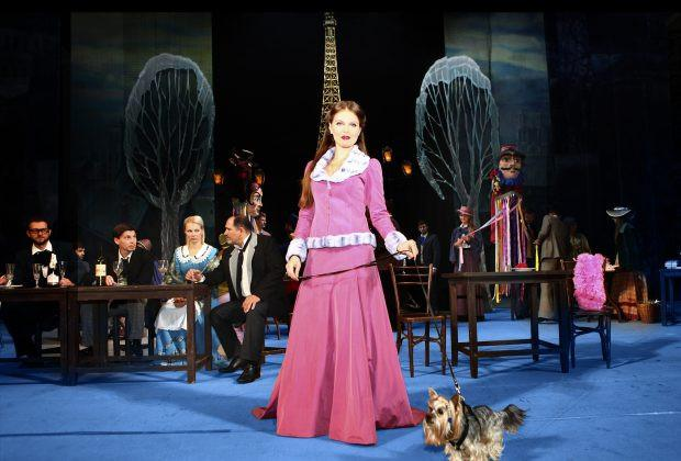 Could your dog be an Opera star?