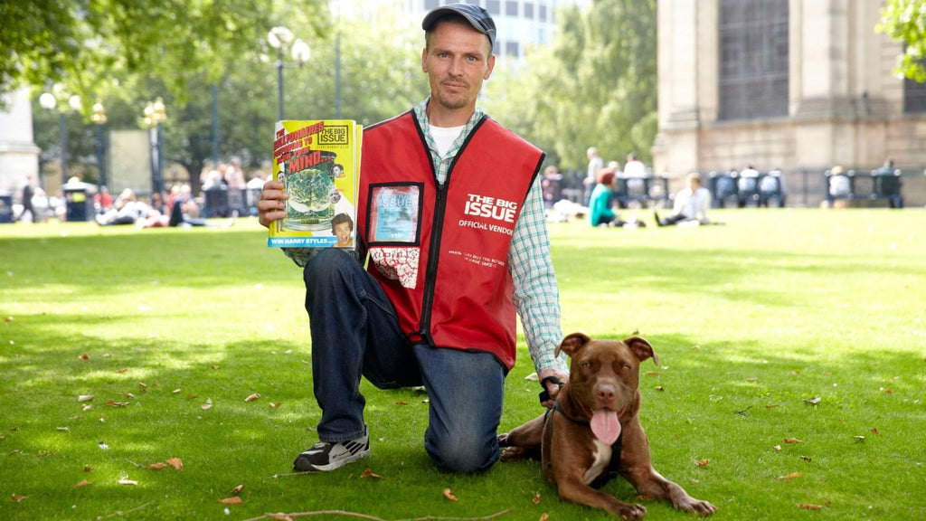 Homeless Dogs Initiative Launched in London