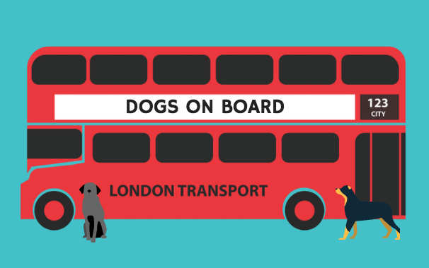 World's First Bus Tour for Dogs is Coming to London