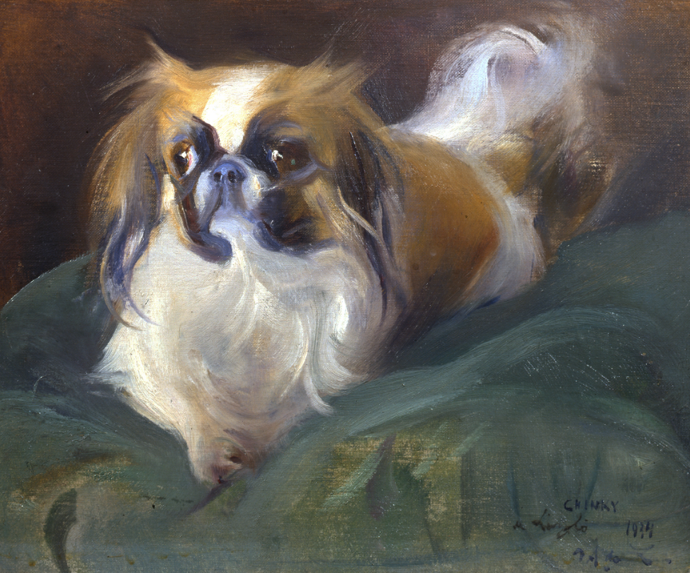 The Good Companions: an exhibition for dog lovers