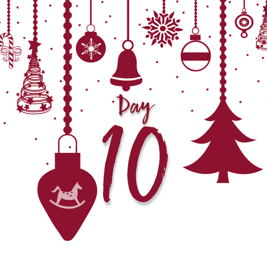 Advent Competition Day 10
