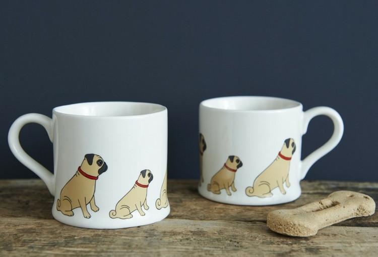 Mischievous Mutts: a Look at Sweet William Designs