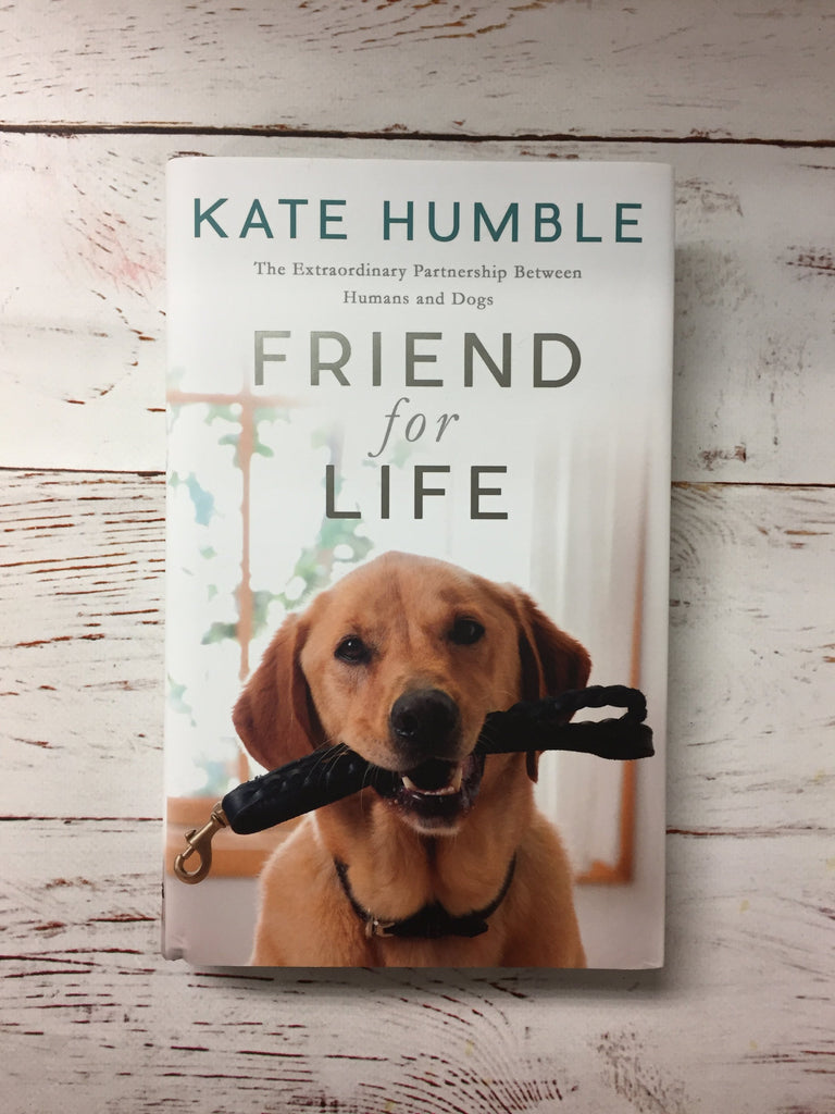 #WINITWEDNESDAY - WIN a copy of Friend for Life 30/08/17