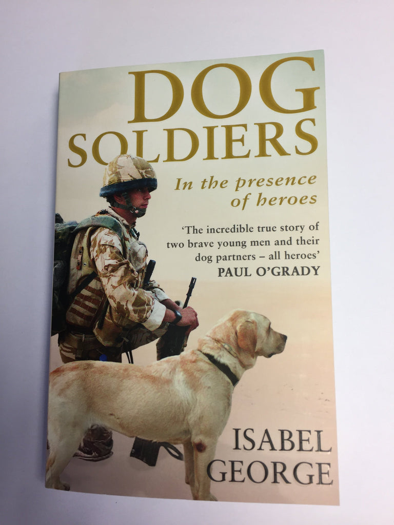 #WINITWEDNESDAY - WIN a copy of Dog Soldiers 06/09/17
