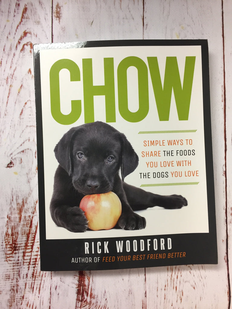 #WINITWEDNESDAY - WIN a copy of CHOW 23/08/17