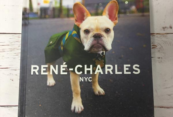 #WINITWEDNESDAY -WIN a copy of René-Charles NYC Book - 22/03/17