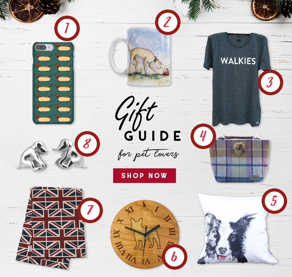 The ULTIMATE Pet Lovers Gift Guide You Didn't Know You Needed!