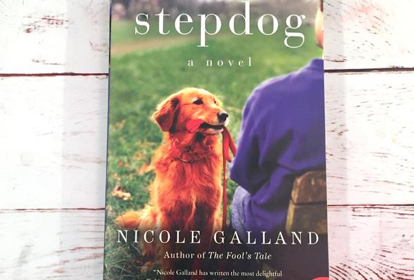 #WINITWEDNESDAY - WIN a copy of Stepdog by Nicole Galland - 12/07/17