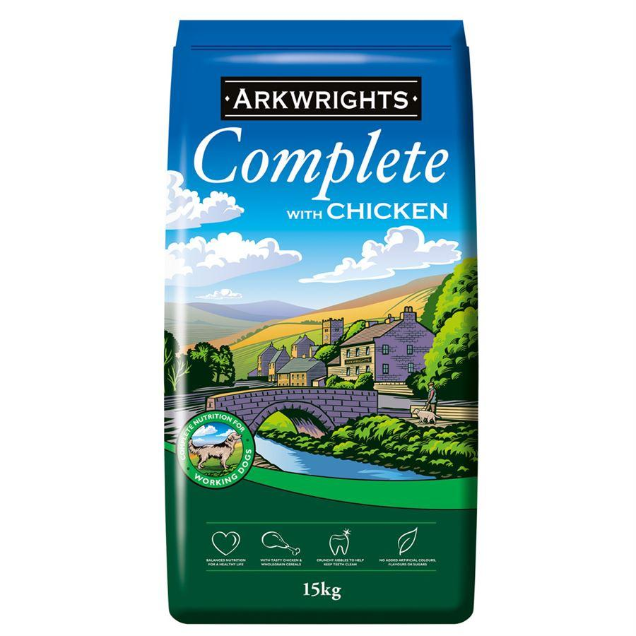 Gilbertson & Page Arkwrights Complete Chicken - 15kg