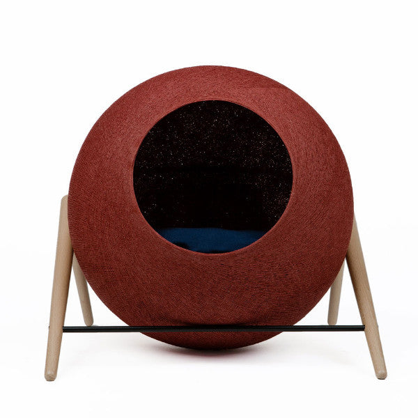 The Ball Cat Bed by Meyou - Clay Cocoon