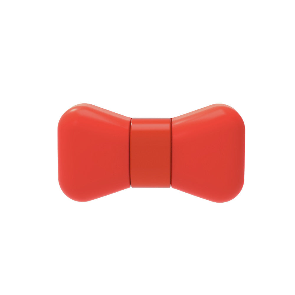WonderWoof Activity Tracker Bow Tie - Red (For iOS)