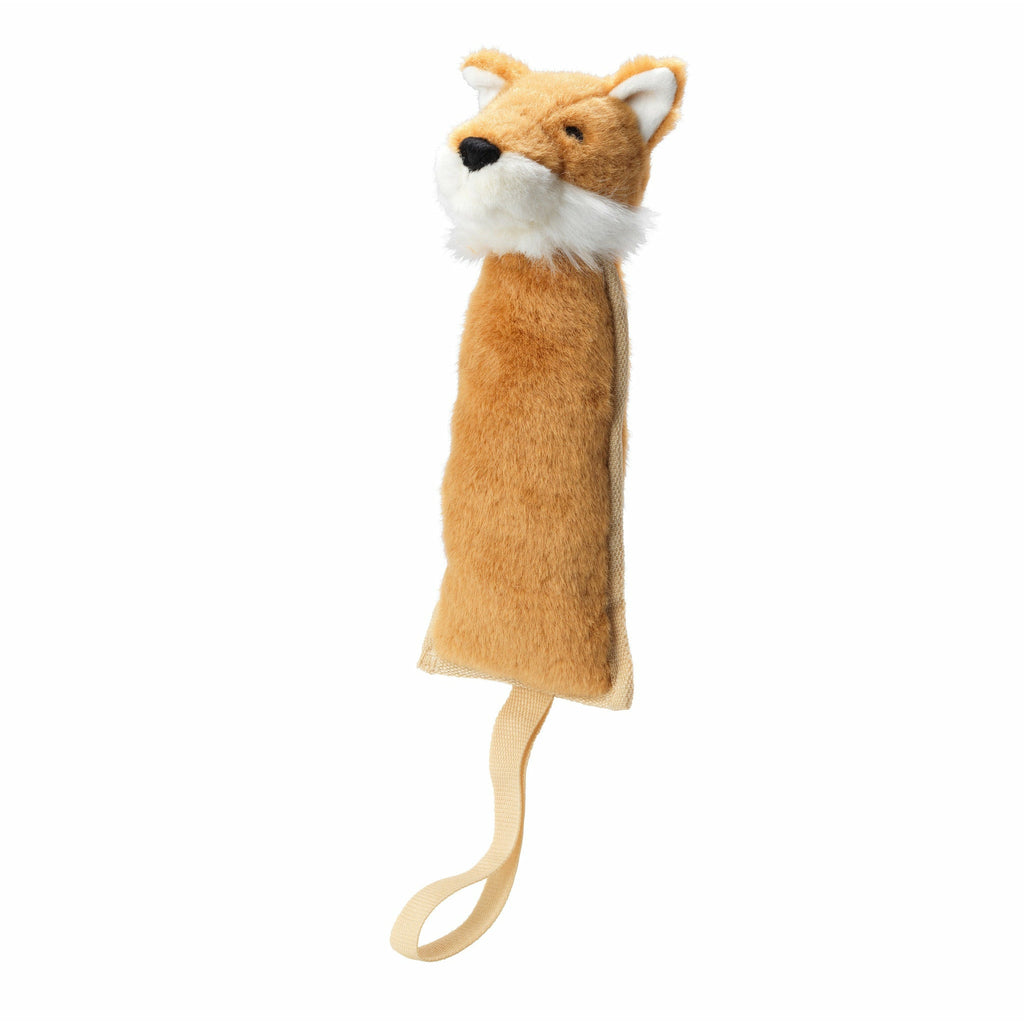 House of Paws Woodland Friends Fox Thrower Dog Toy - PurrfectlyYappy