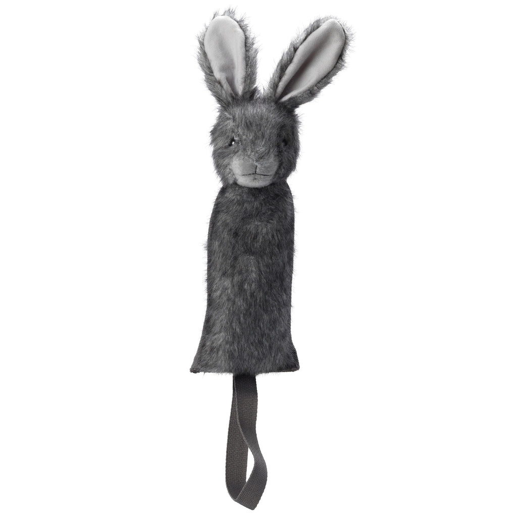 House of Paws Woodland Friends Rabbit Thrower Dog Toy - PurrfectlyYappy