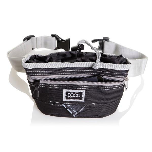 DOOG Treat Pouch - Black/Large