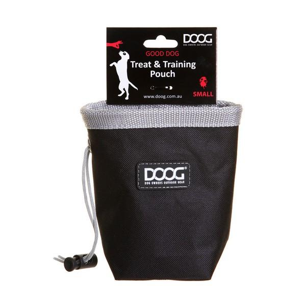DOOG Treat Pouch - Small/Black