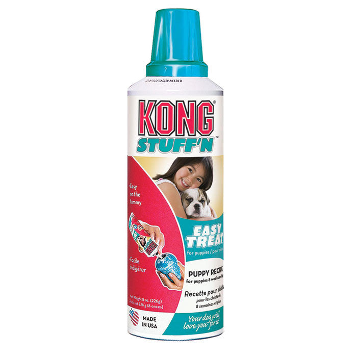 Kong Easy Treat in Puppy - 226g - PurrfectlyYappy