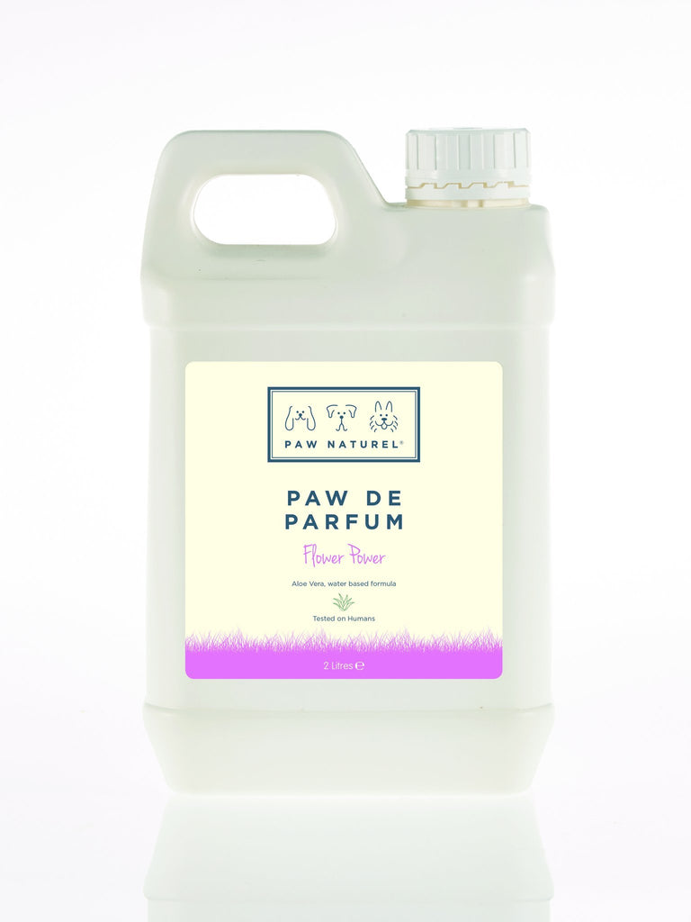 Paw Naturel Paw De Parfum Flower Power 2 Litre Natural Dog Fragrance