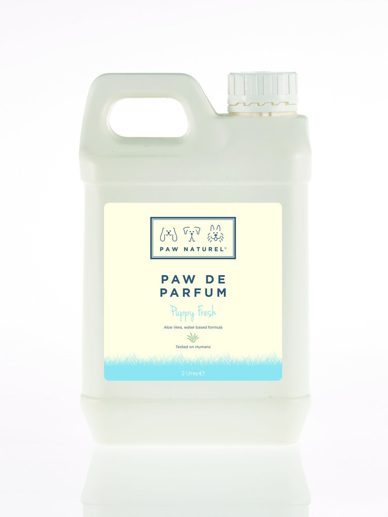 Paw Naturel Paw De Parfum Puppy Fresh 2 Litre Natural Dog Fragrance