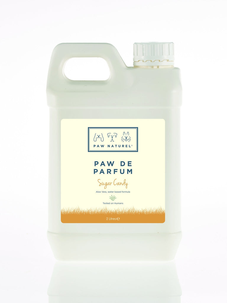 Paw Naturel Paw De Parfum Sugar Candy 2 Litre Natural Dog Fragrance