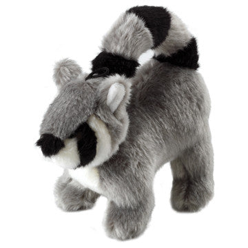 Gor Pets Wild Raccoon Toy - PurrfectlyYappy
