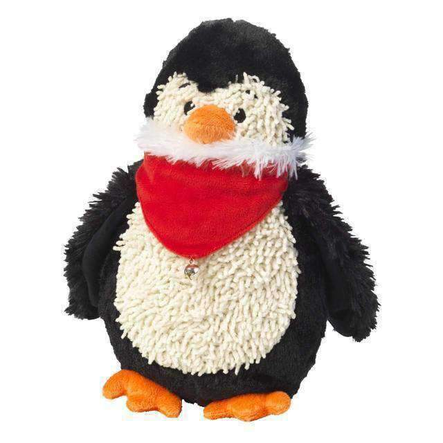 House of Paws 2 in 1 Penguin & Bandana Christmas Dog Toy - PurrfectlyYappy