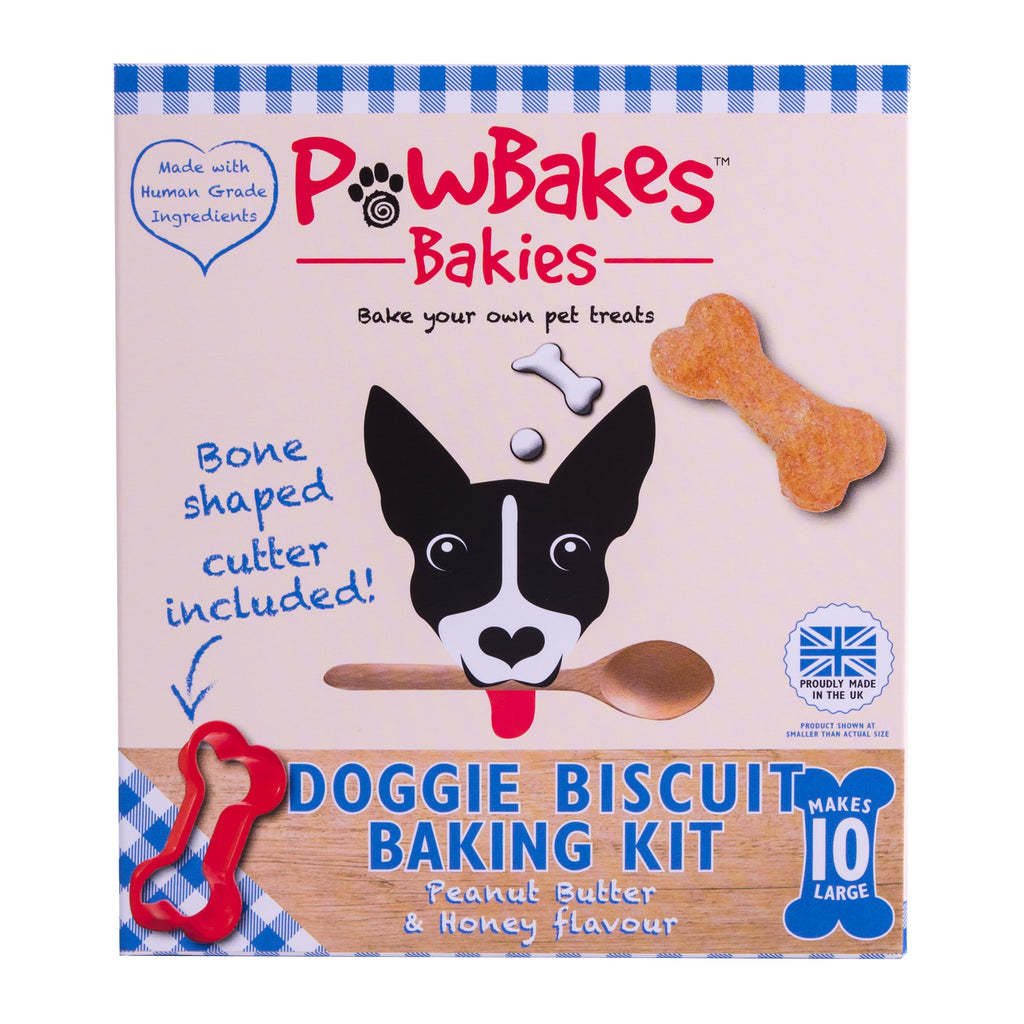 PawBakes Doggie Biscuit Baking Kit