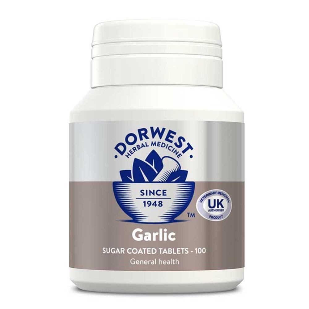 Dorwest Garlic Tablets for Dogs and Cats - PurrfectlyYappy