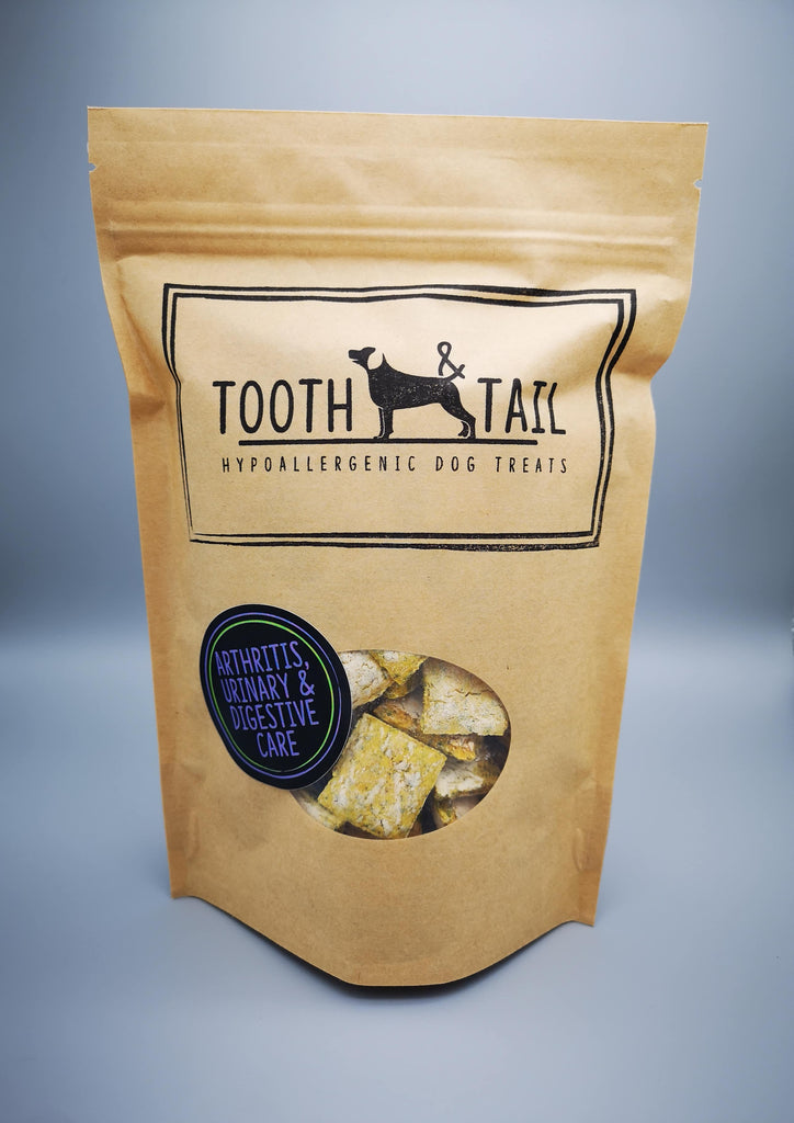 Tooth & Tail Arthritis, Urinary & Digestive Care