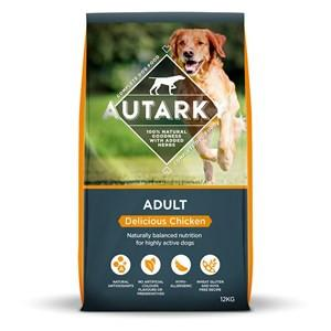 Autarky Chicken Dog Food - 12kg - PurrfectlyYappy