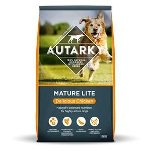 Autarky Chicken Mature Lite Dog Food - 12kg - PurrfectlyYappy