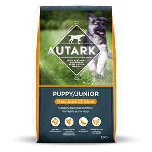 Autarky Chicken Junior Puppy Food - 12kg - PurrfectlyYappy