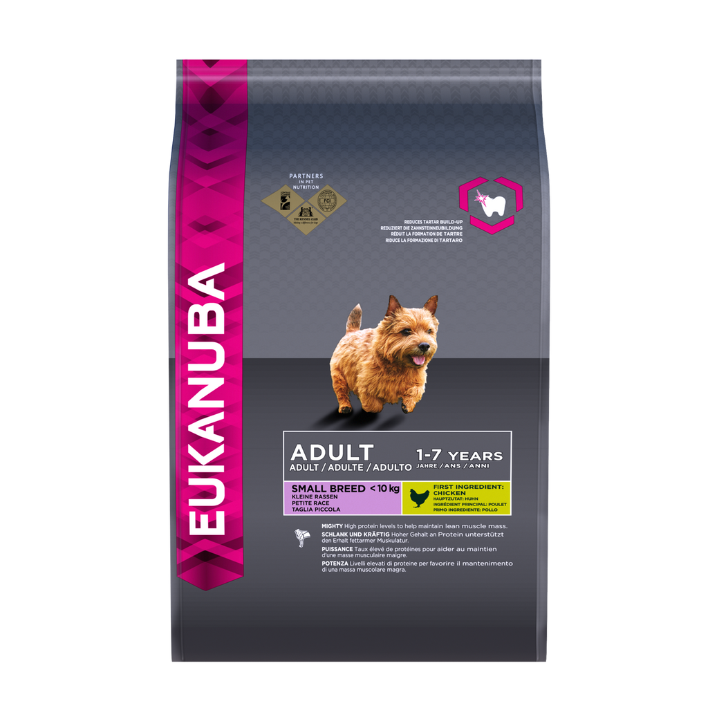 Eukanuba Adult Small Breed - PurrfectlyYappy