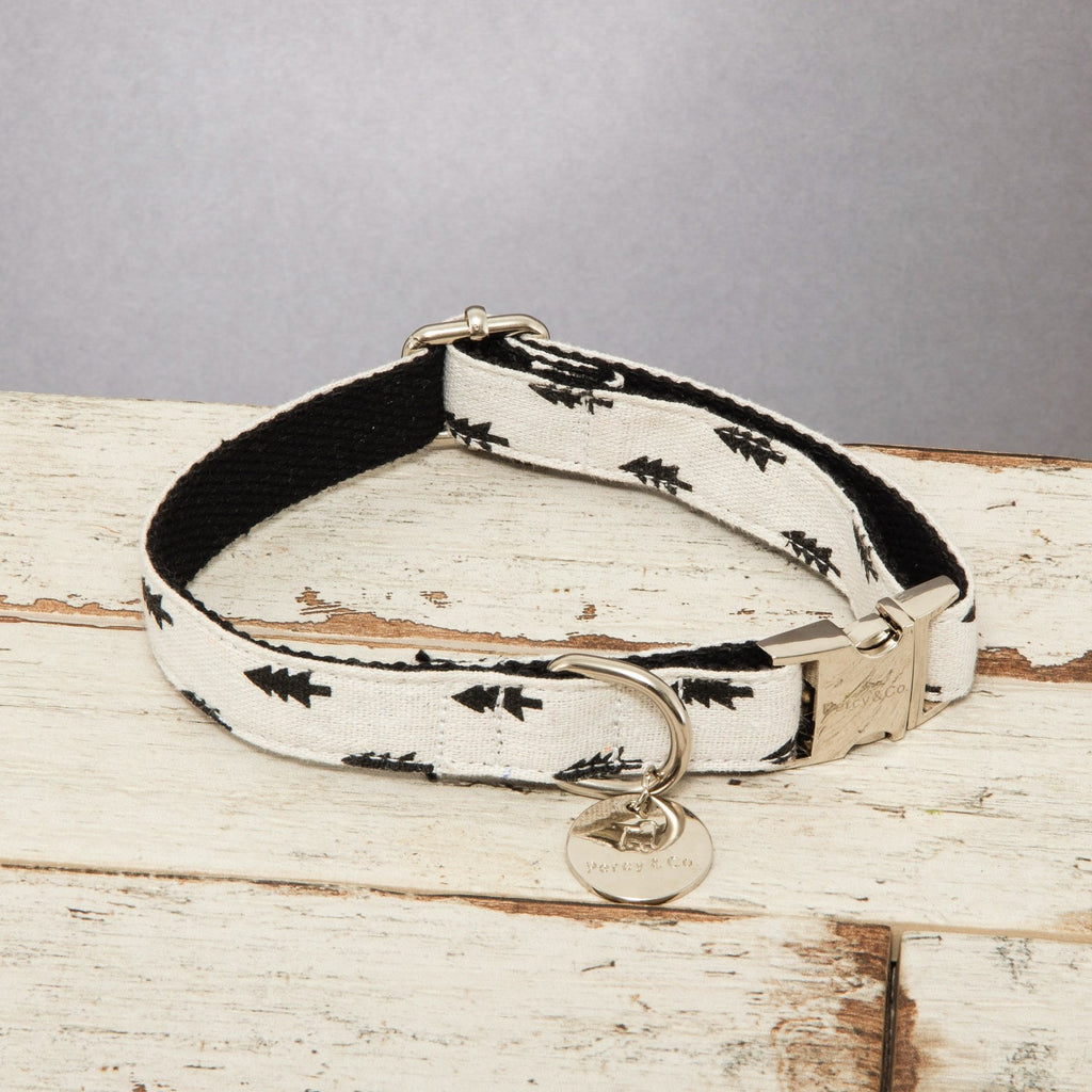 Percy & Co. Dog Collar in The Balmoral - PurrfectlyYappy