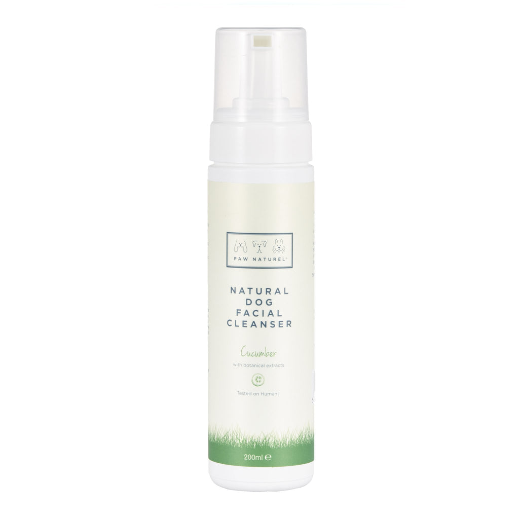 Paw Naturel Natural Leave In Cucumber Facial Cleanser 200ml