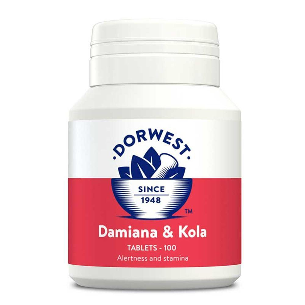 Dorwest Damiana & Kola for Dog and Cats - PurrfectlyYappy