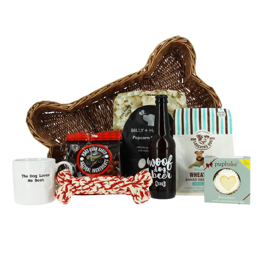 Deluxe Dog Hamper