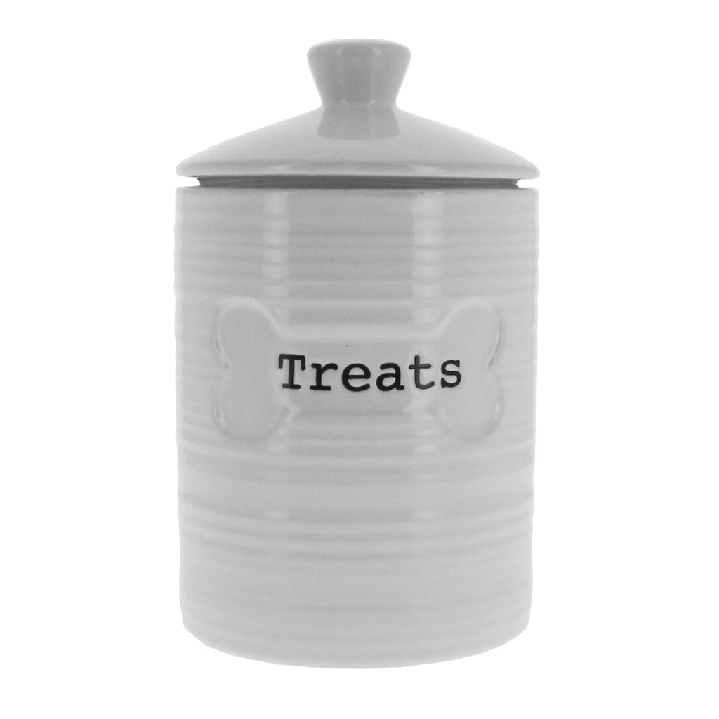 Ceramic Pet Treat Jar