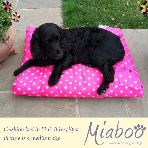 Miaboo Spotty Cushion Bed