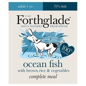 Forthglade Complete Ocean Fish Dog Food 18 x 395g