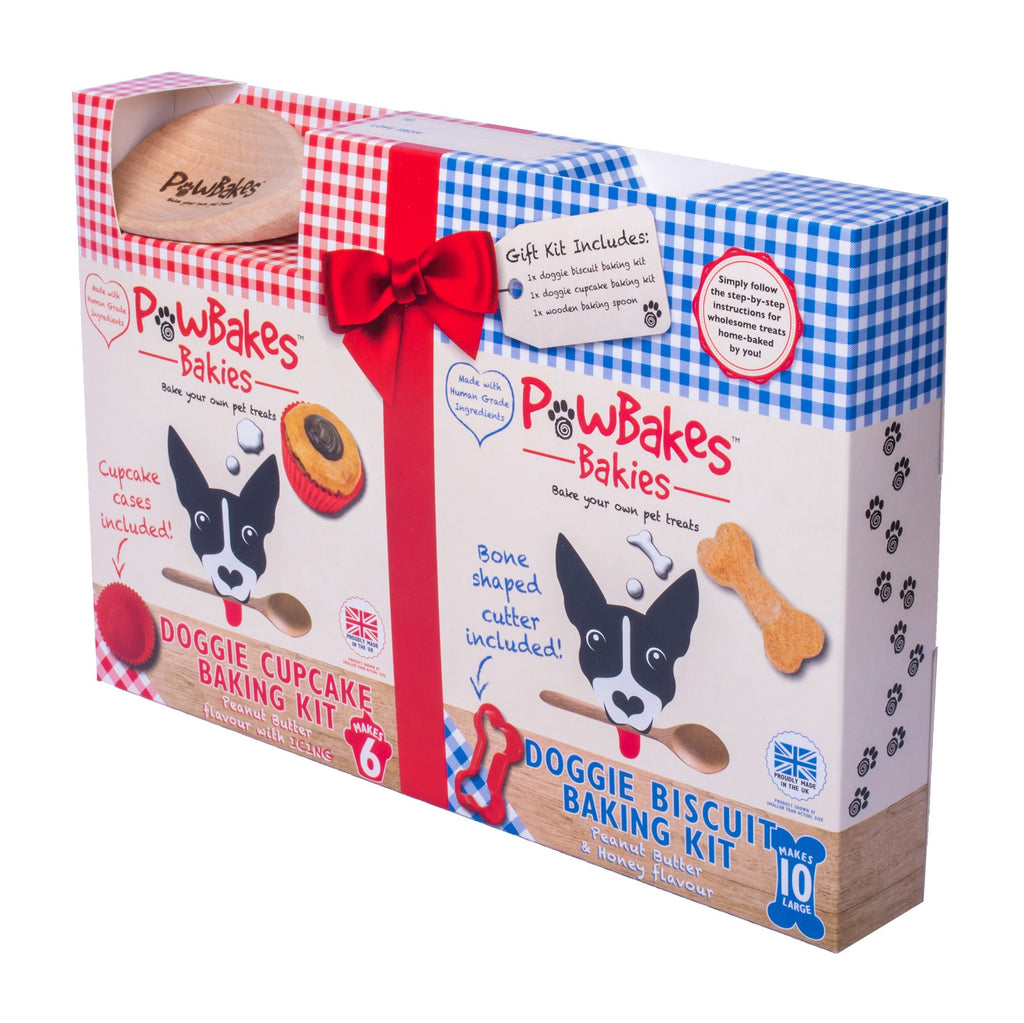 PawBakes Doggie Baking Gift Pack