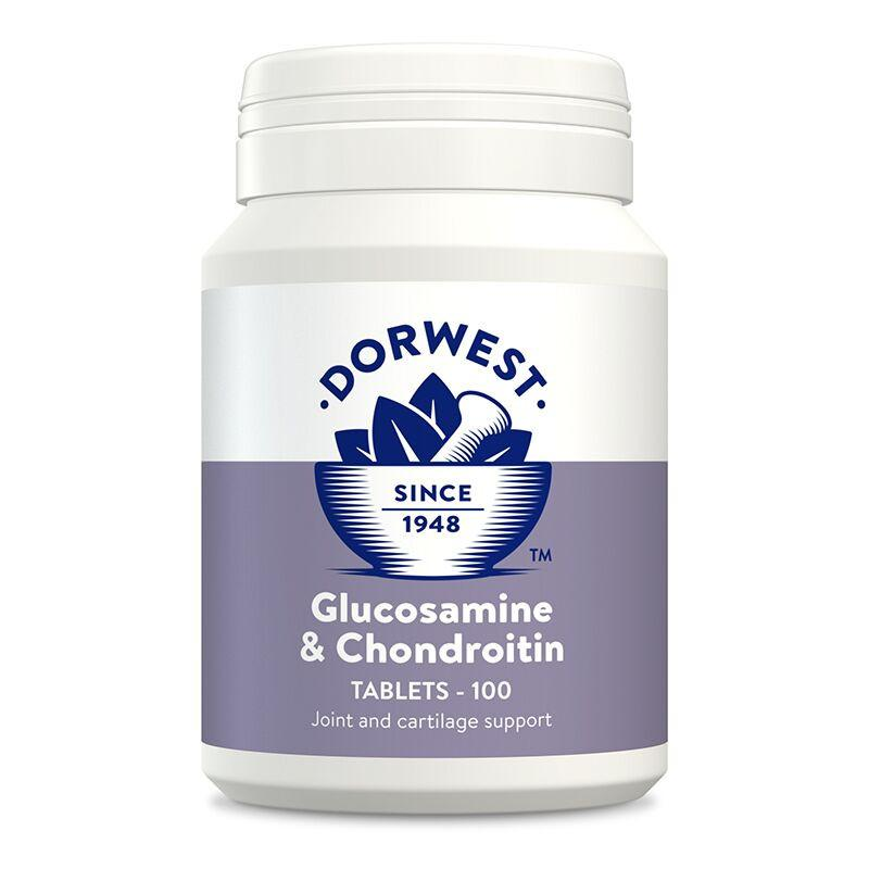 Dorwest Glucosamine & Chondrotin for Dog and Cats - PurrfectlyYappy