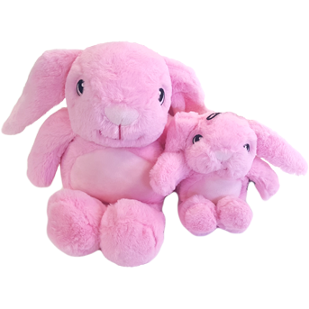 Gor Pets Gor Hugs Rabbit Dog Toy - Baby Rabbit