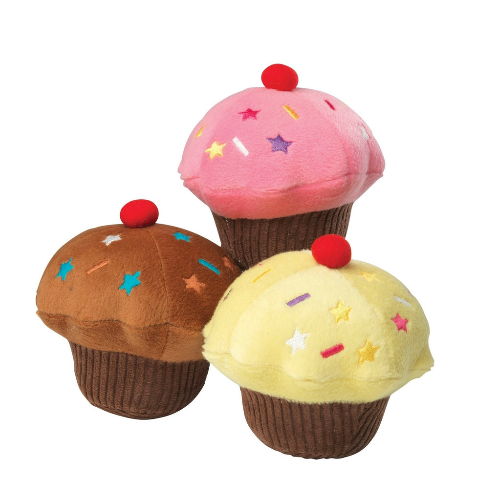 House of Paws Vanilla Scented Cupcake - PurrfectlyYappy