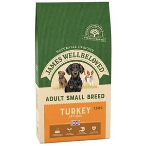 James Wellbeloved Adult Small Breed Turkey