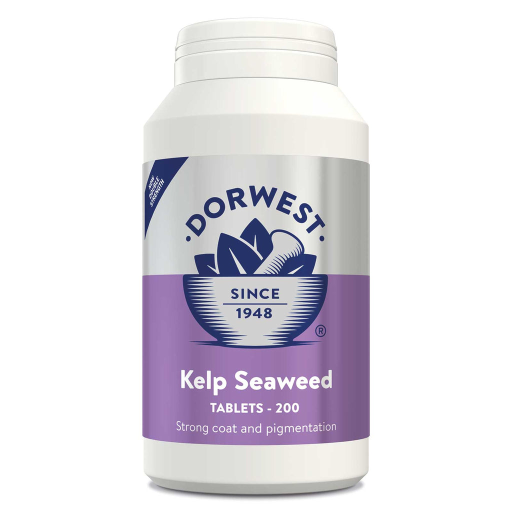 Dorwest Kelp Seaweed Tablets For Dogs And Cats