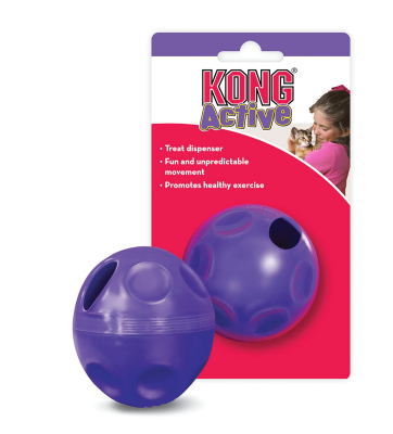 Kong Cat Treat Ball (8cm)