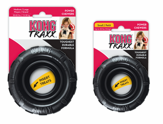 Kong Traxx Dog Toy