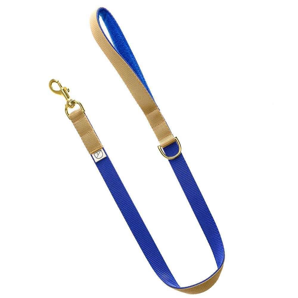 Doggie Apparel Marine Terrace Dog Lead