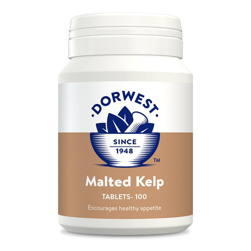 Dorwest Malted Kelp Tablets for Dogs and Cats - PurrfectlyYappy